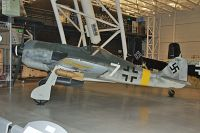 Focke-Wulf Fw 190F-8/R1 Luftwaffe (Wehrmacht) 931884 931884 NASM Udvar Hazy Center Chantilly, VA 2014-05-28, Photo by: Karsten Palt
